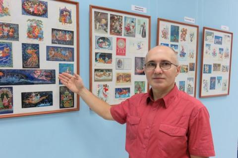 Андрей Лапыкин: «По открыткам легко проследить историю праздника».