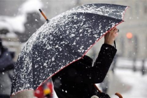 6ноября вТульской области пройдет мокрый снег