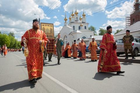 20 июня в центре Иванова перекроют движение