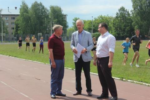 В Иванове будет построен первый бассейн в вузе по партпрограмме «500 бассейнов»