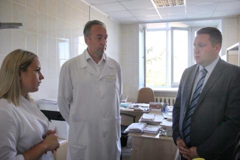 В ивановском областном онкодиспансере внедрят новую модель оказания химиотерапевтической помощи