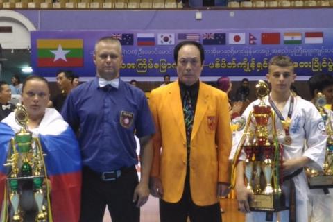 Каратисты из Иванова стали призерами Международного турнира