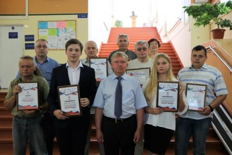 В Ивановской области вручены награды победителям акции «Диктант Победы»