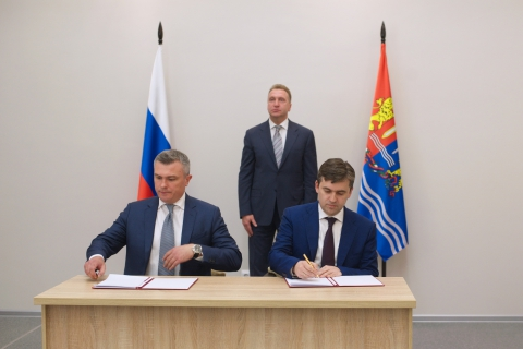 ВЭБ.РФ и Ивановская область договорились совместно развивать дорожную инфраструктуру и общественный транспорт