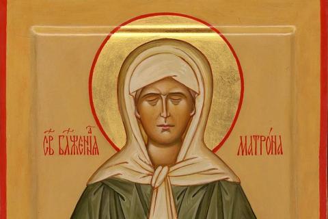 Во вторник, 25 июня в Иваново прибудет ковчег с частицей мощей святой блаженной Матроны Московской