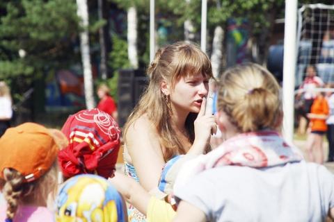 В оздоровительных лагерях – дефицит вожатых