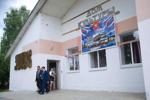 В селе Китово Шуйского района отремонтируют дом культуры