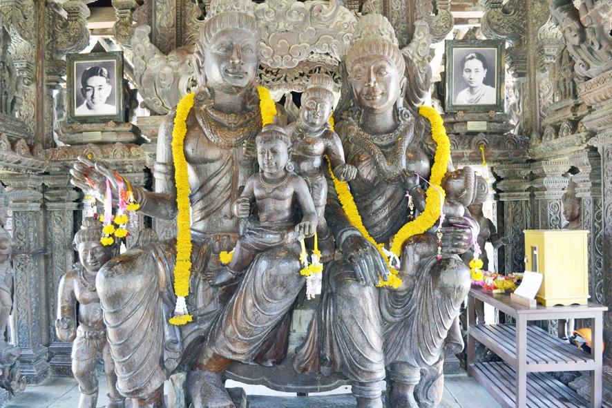 Страна слонов, улыбок и храмов